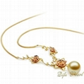 Hotsale Fashion Southsea Pearl Necklace 2