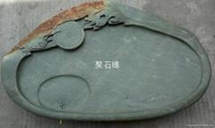 石茶盘图片