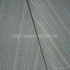 TR stretch herringbone solid woven fabric,herringbon fabric