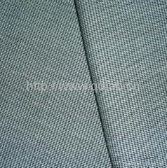TR stretch yarn dyed fabric