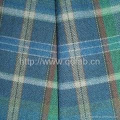 TR fabric, TR yarn dyed fabric