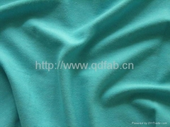 solid jersey, knitting fabric