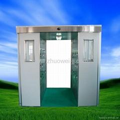 Auto-sensing Door Air Shower