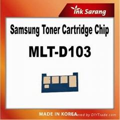 Compatible Toner Chip for samsung MLT-D103