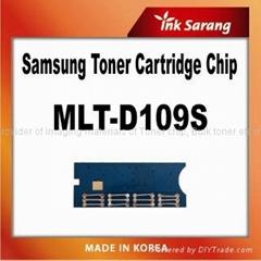 Compatible Toner chip for samsung MLT-D109