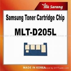 Compatible Toner chip for samsung MLT-D205