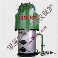 立式燃煤環保型蒸汽鍋爐