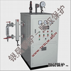 立式电热蒸汽锅炉