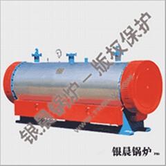 卧式电热蒸汽锅炉