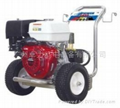 广州城管专用高压清洗机