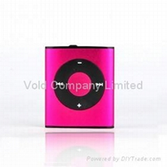Fashion Style Newest Colorful Ipod MP3 Play