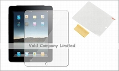 "Glare Screen Protector with Cleaning Cloth for Apple 9.7"" iPad"