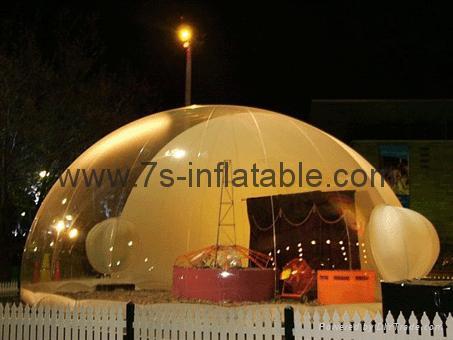 充气帐篷 2
