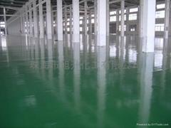 九江环氧树脂防静电地板