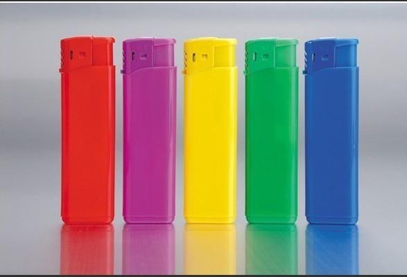 实色塑料打火机 1