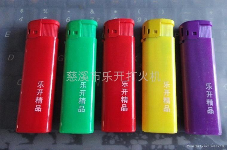 实色塑料打火机 5