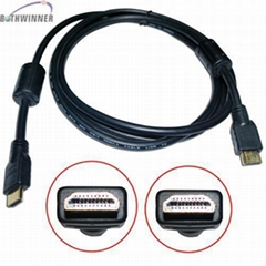 HDMI 19 Pin Male to HDMI 19Pin Male cable