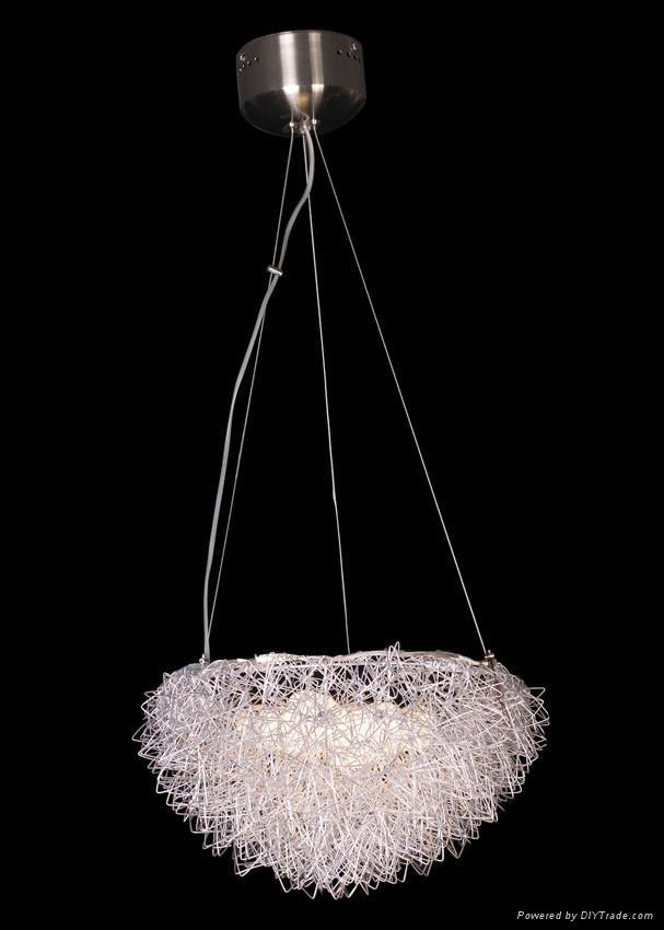 aluminium string lamp 1