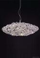 aluminium string lamp