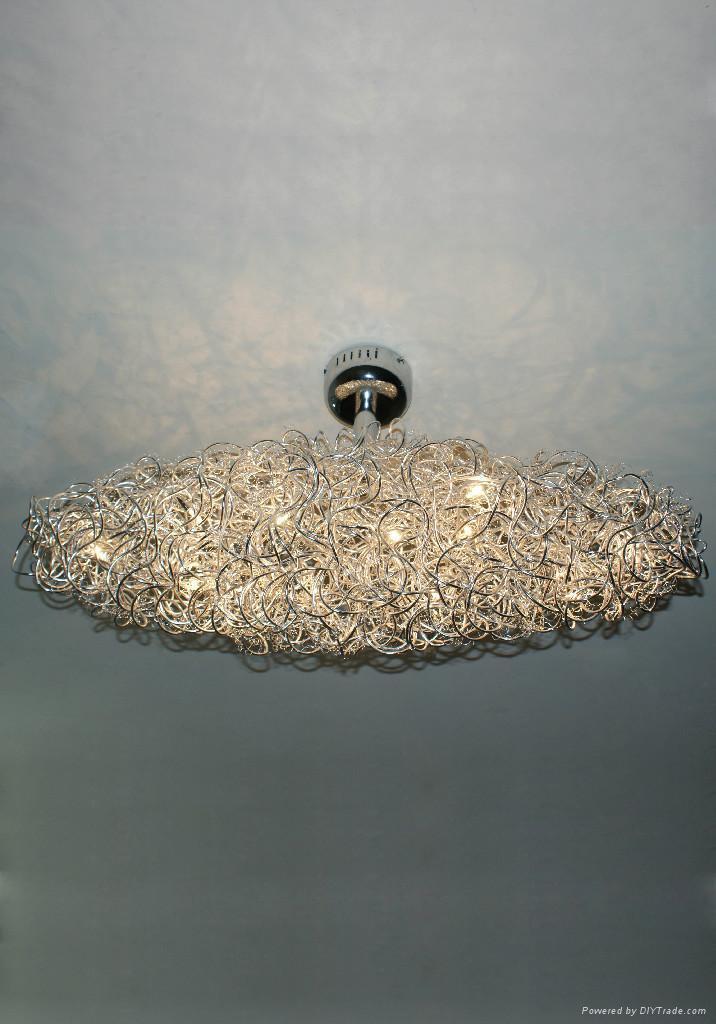 aluminium string lamp 2