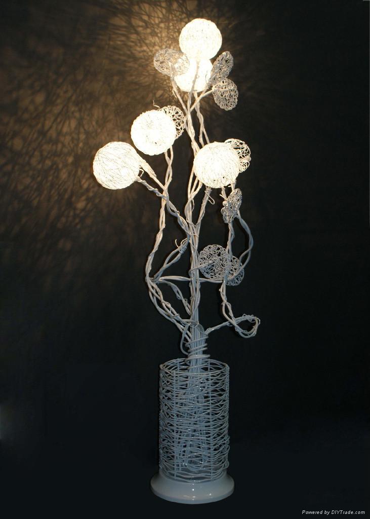 aluminium string lamp 3