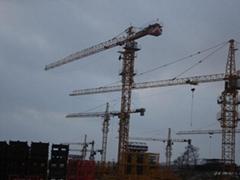 QTZ63tower crane