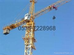 QTZ315 tower crane