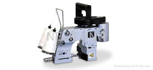 手提工业缝纫机穿线步骤图