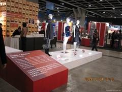 香港服饰展览制作搭建