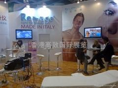 香港美容展覽製作搭建