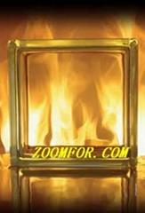 貼膜防火玻璃