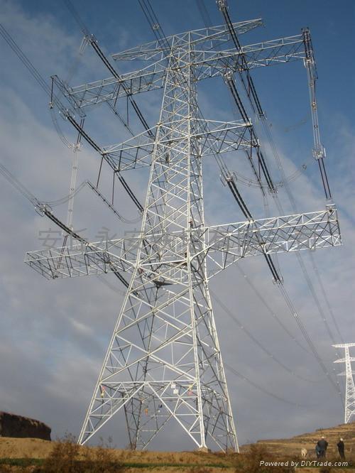 输电线路铁塔,铁件 - 500kv