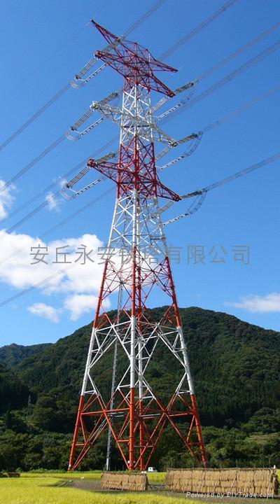 輸電線路鐵塔、鐵件 3