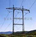 輸電線路鐵塔、鐵件 4