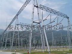 输变电架构、支架