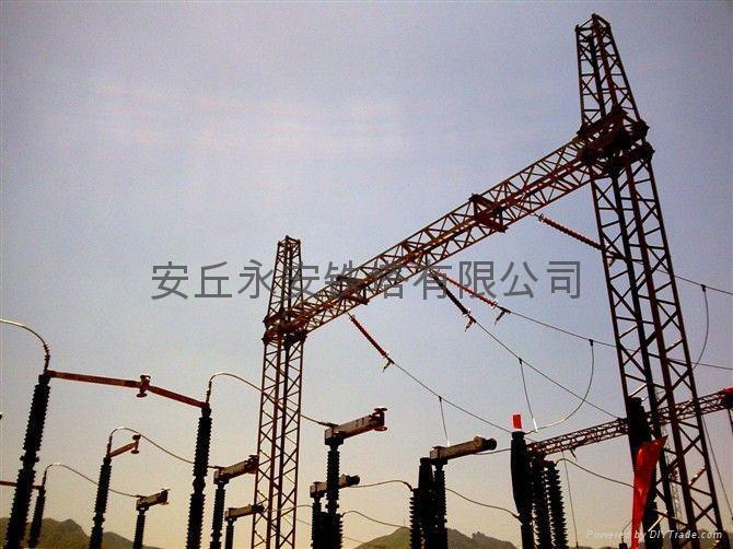 輸變電架構、支架 2