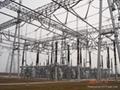 輸變電架構、支架 4