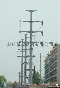 220KV 及以下鋼管塔 1