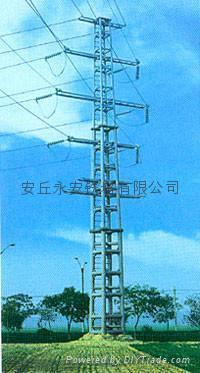 220KV 及以下鋼管塔 2