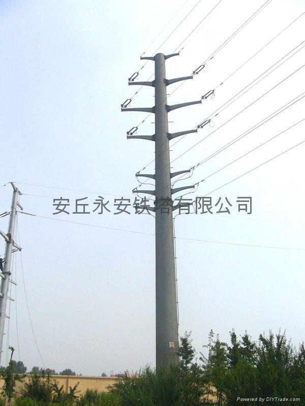 220KV 及以下鋼管塔 4