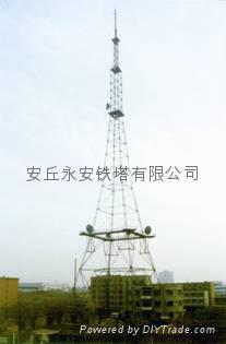 電視塔 1