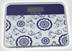 Electronic Bathroom Scale TY-2012