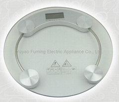 Electronic Bathroom Scale HD-2006A1