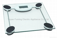 Electronic Bathroom Scale 2008C