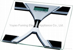 Electronic Bathroom Scale 2008D
