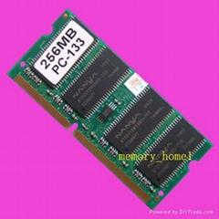 256MB PC133 144PIN  Laptop RAM