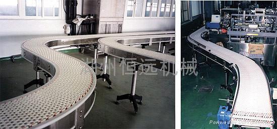 供应塑钢网带输送机 1