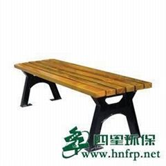供应湖南木质休闲椅/钢木休闲椅/防腐木休闲椅