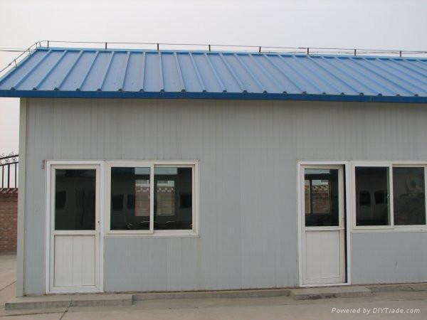 平房二层彩钢设计图-农村 堂屋 设计图