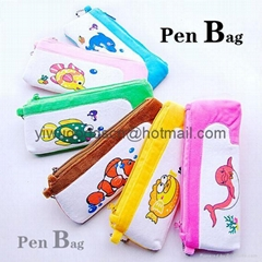 pen pouch pen bag pencil bag pen case